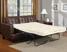 brown leather sofa bed. Samuel Brown Leather Sofa Bed E