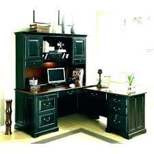 large office desk. Interesting Desk Corner Office Desk With Hutch Large Computer Black Furniture Chairs Smar Inside Large Office Desk