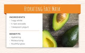 people use hydrating masks to add moisture to their face especially those with dry and flaky skin three ings can smooth your face while replacing
