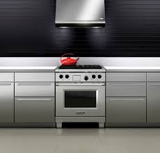 wolf 30 gas range. Wolf DF304 - Kitchen View 30 Gas Range H