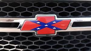 chevy logo with rebel flag. Contemporary Flag Chevy Bowtie Vinyl Decal Rebel Flag Grill Emblem Cover Fits Suburban  20002012 Intended Logo With