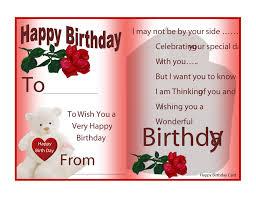 Happy Birthday Cards Online Free Printable 40 Free Birthday Card