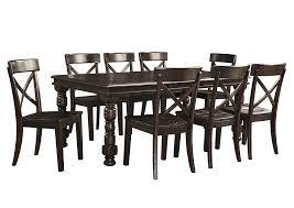 Thomas Wholesale Furniture New Albany MS Gerlane Dark Brown