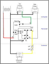 wiring diagram ac central air conditioner wiring diagram wiring diagram brilliant ideas of central air conditioner wiring diagram