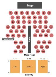 Mccain Auditorium Seating Chart Mccain Auditorium Tickets And Mccain Auditorium Seating