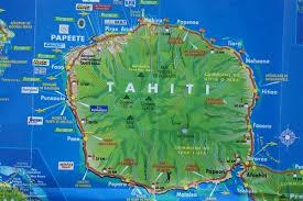 tahiti map photo Where Is Tahiti On The Map Where Is Tahiti On The Map #16 tahiti on map