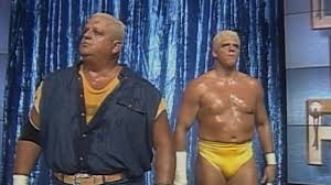 Dustin Rhodes teams up with his dad Dusty Rhodes at WCW Clash of the  Champions XXVIII (WWE Network) - YouTube