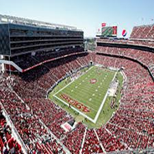 San Francisco 49ers Seating Chart Home Of The San Francisco