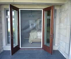phantom screen doors. French Door Screen Any Size Phantom Doors S
