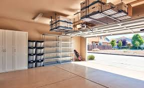 diy garage overhead cabinets. Beautiful Cabinets Garage With Storage Cabinets And Overhead Ceiling Racks For Diy Overhead Cabinets A