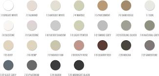 Laticrete Color Chart Vip Grout Tile Concepts Laticrete Color Chart