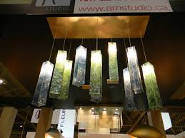 Image Glass Glass Pendant Chandelier By Am Studio Of Toronto Which Specializes In Custom Modern Lighting Fixtures And Fused Glass Objets Dart Canadianoriginals Wordpresscom Glass Pendant Chandelier By Am Studio Of Toronto Which