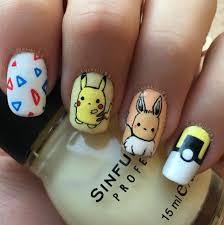 25 Super Cute Pokemon Nail Art Designs - IGN