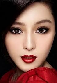 asian eye makeup low onvacations wallpaper image