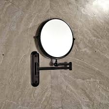 Wall Mirrors Extending Wall Mounted Shaving Mirror Magnifying