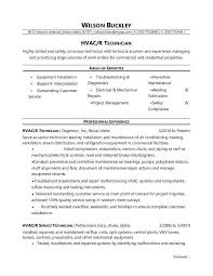 Formats Of A Resume Fascinating Make Sure Your HVAC Technician Resume Fully Conveys The Scope Of