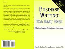Business Writing The Easy Way Ebook By Peggy M Houghton
