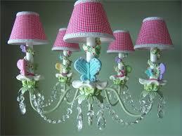 appealing modern fashion multicolor pink chandelier kids lighting for in room
