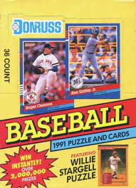 Buy from many sellers and get your cards all in one shipment! 10 Most Valuable 1991 Donruss Baseball Cards Old Sports Cards