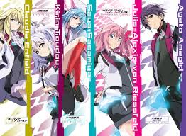 The Asterisk War Light Novel English Asterisk Light Novel Volume 13 Gakusen Toshi Asterisk Wiki