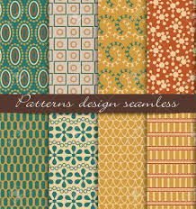 Illustrator Pattern Swatches Fascinating A Vector Damask Seamless Pattern Background Pattern Swatches