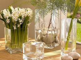 Decorate Glass Vases With Different Things