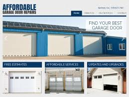 garage door repairsAffordable Garage Door Repairs  Garage Care  Hanford CA