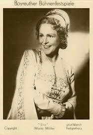 Maria Müller – Société Wilhem Furtwängler