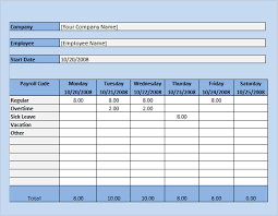 excel payroll template sample payroll timesheet calculator