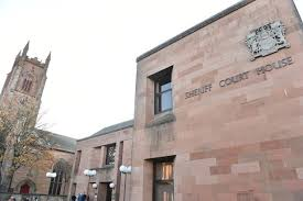 Teenage prisoner bites guards in face and body during horror court attack -  Daily Record