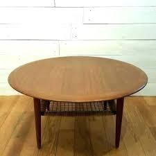 teak root coffee table singapore round