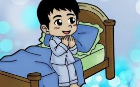 doa sehari-hari: doa bangun tidur