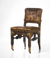 vanderbilt furniture. Herter Brothers AN IMPORTANT SIDE CHAIR FROM THE DINING ROOM OF WILLIAM H. VANDERBILT Vanderbilt Furniture