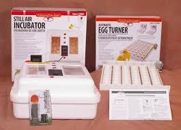 Cabinet Incubator Kit Incubator Warehouse Little Giant Deluxe Egg Incubator Combo Kit
