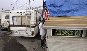 seattle examines homelessness solutions   the blade seattle homeless photo essay