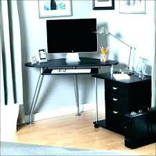 corner desk for home office. Corner Desk Home Office Black Desks For Long  Large Computer .
