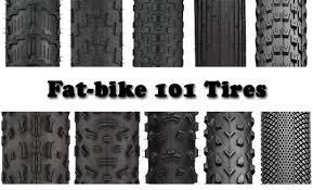 Cycle Tyre Size Conversion Chart Fat Bike 101 Tires Fat Bike Com