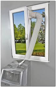 Klimaanlage Schlauch Gekipptes Fenster Hause Gestaltung Ideen
