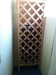 Best 25+ Cheap wine racks ideas on Pinterest   Wine rack inspiration,  Kitchen wine rack inspiration and Kitchen organization