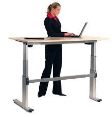 height adjustable office desk. Height Adjustable Office Desk E