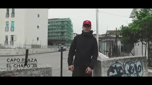 CAPO PLAZA El Chapo Jr Freestyle (Prod.AVA) - YouTube