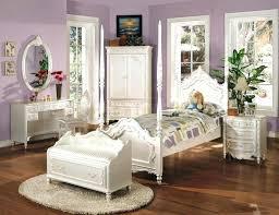 Vintage Bedroom Furniture Antique Sets White Bed Henredon Be ...