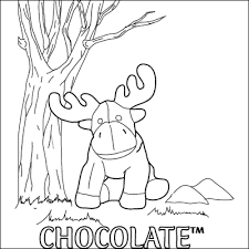 Coloring Pages Of Beanie Babies Toys And Co Product Detail Wishful