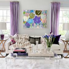 Purple Decorating Living Rooms Shop The Look Betterdecoratingbiblebetterdecoratingbible