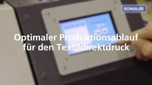 Optimaler Produktionsablauf im Textildirektdruck (DTG) mit der ...