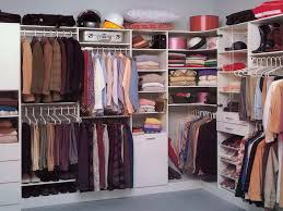 simple diy closet system