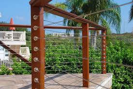 Exterior Metal Deck Railing metal deck stair railing railings