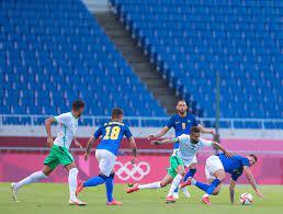 السعودية تودع أولمبياد طوكيو بهزيمة 3-1 من البرازيل - قناة صدى البلد