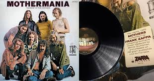 <b>Frank Zappa</b> and The Mothers of Invention's <b>Mothermania</b> Reissue ...
