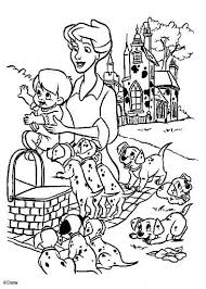 awesome 101 dalmations coloring pages 13 about remodel free colouring pages with 101 dalmations coloring pages